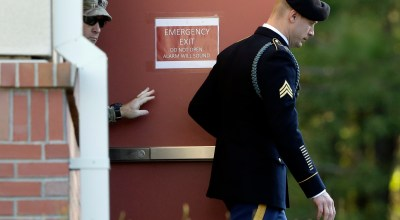 BREAKING: Sgt. Bowe Bergdahl sentenced, no prison time