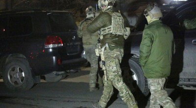 Afghan official: Suicide attack in central Kabul kills 3