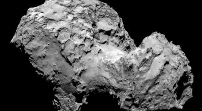 Scientists discover data that reveals eerie final image from Rosetta