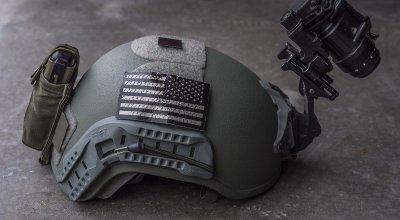 The lightest ballistic helmet on the market | the Delta X from Safariland Group
