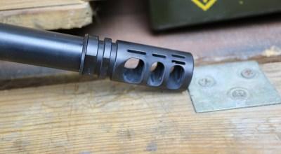 VG6 Precision Gamma:  When A Muzzle Brake Works