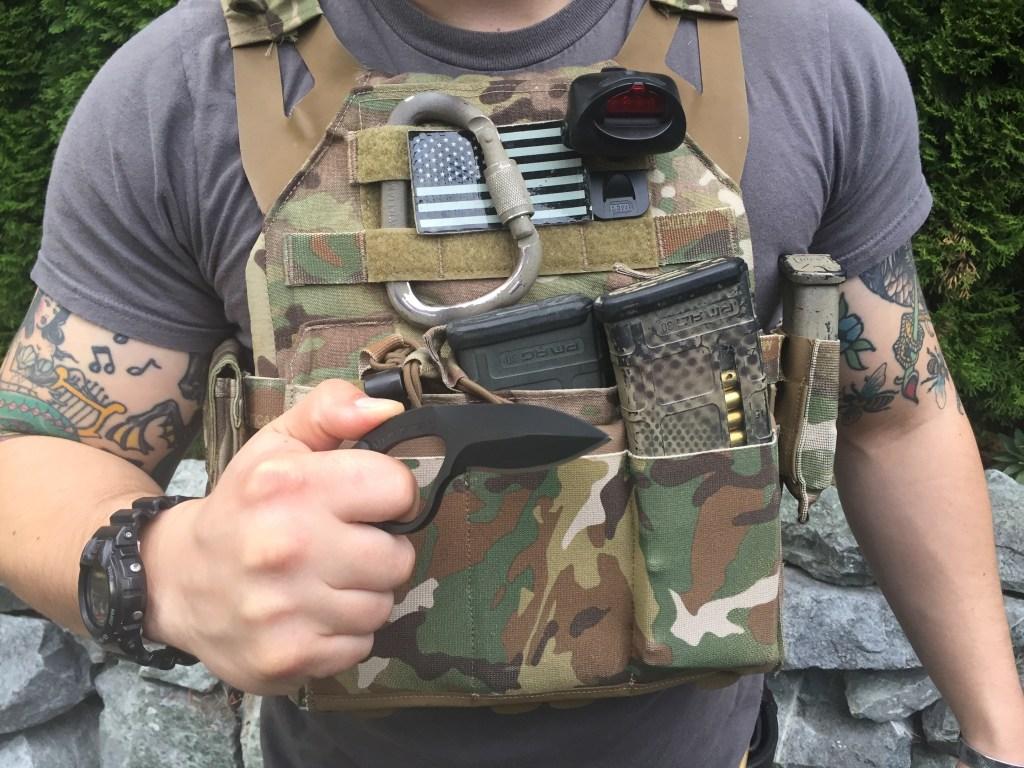Colonel Blades LowVz kit