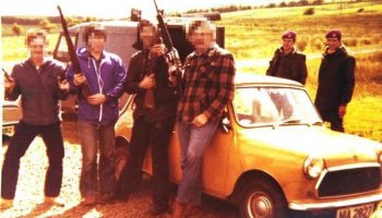 The Military Reaction Force in Northern Ireland