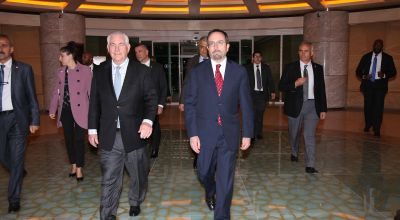 U.S. still seeking explanation for arrest of staff in Turkey: ambassador