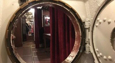 Inside a 1930s submarine in Estonia: Class in tight quarters