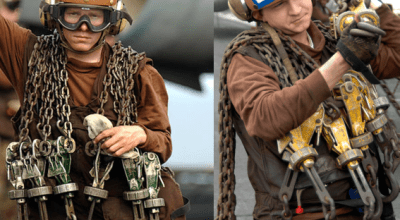 Picture of the Day: US Navy Brown Shirt Sailors – Chocks & Chains