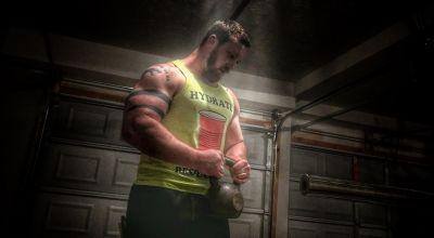 Old Man Fitness: Get big. Get lean. Get functional.