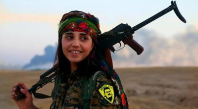 Kurdish Forces Pushed Out of Long-held Lands by Iraqi Army, Shia Militias