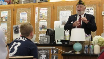 Celebrating Veterans Day In Our Schools Is Possibly the Most Meaningful