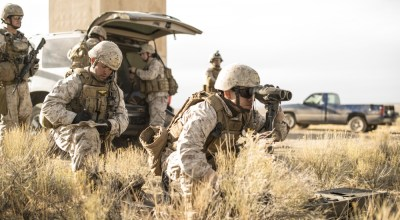 Loadout Room photo of the day | Despite government shutdown, ANGLICO Marines train hard – prepare for vital JTAC role