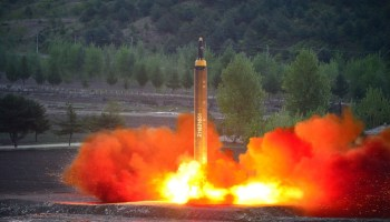 BREAKING: North Korea fires ballistic missile toward Japan