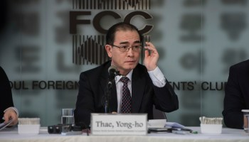 North Korean defector: Engaging the NK people could be the root to victory without war
