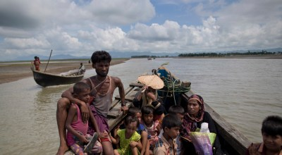 Rohingya refugees drown in boating accident fleeing 'textbook ethnic cleansing' in Burma