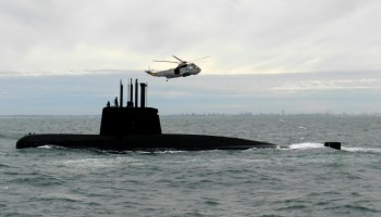After satellite signals ruled out, UK joins the search for missing Argentine sub
