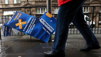 Study reveals Russian meddling in the Scottish and Brexit referendums