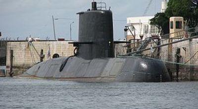 BREAKING: Argentine submarine missing at sea