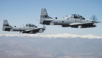 Operation Enduring Freedom a-29 super tucano