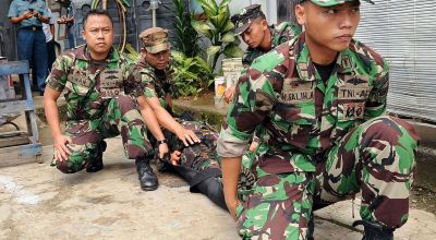 Female military recruits endure 'degrading' 'virginity tests' in Indonesia, rights group says