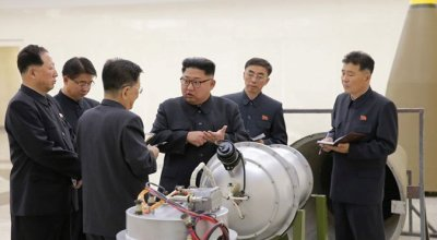 North Korea executes official in charge of nuclear test site: report