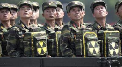 North Korean troops being treated for radiation indicates test site may already be leaking