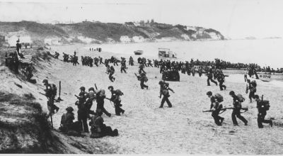 Operation Torch, the Allies Invade North Africa in Morocco, Algeria