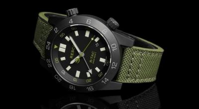 Resco R-TAC (GMT) watch review