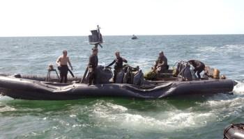 US gives Greek Navy SEALs boats