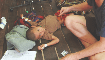 Burma: Building a clinic in a teetering cease-fire
