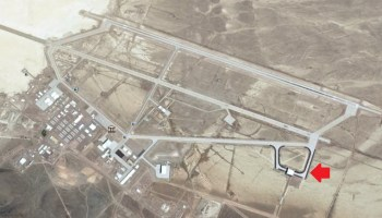 Satellite images confirm 'Area 51' upgrades, potentially for the B-21 Raider