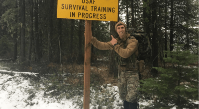 Winter clothing and footwear recommendations from a military survival instructor