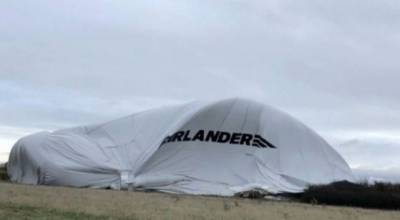 British  Hybrid Air Vehicle Airlander Suffers Serous Accident
