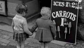 World War II, Nazi bombers and... carrots? How propaganda even shapes what we eat