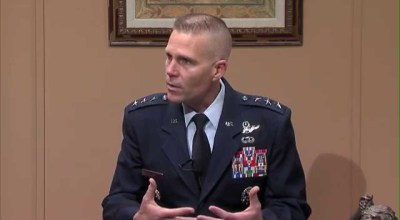 Air Force General: China is '10 years from full space operations, America may be 50′