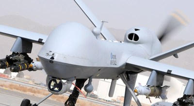 British aid workers in Syria could be on drone 'kill list'