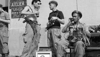 Suez Crisis: Cloak & dagger