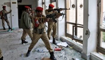 Dozens killed in fresh Yemen air strikes, clashes