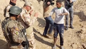 Judge pushes U.S. to explain why it's holding an American citizen in secret in Iraq