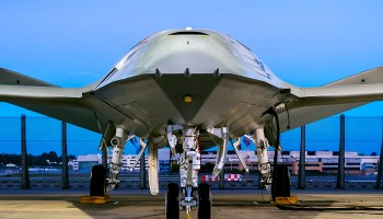 Boeing Shows Off Aerial Refueler for MQ-25 Competition