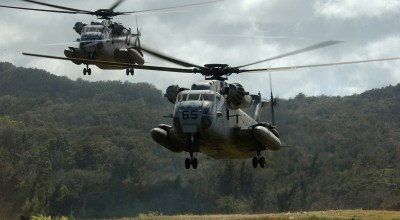 After window falls from helicopter, Okinawa government demands halt of Marine Corps flights over schools and hospitals