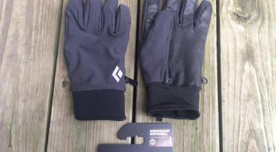 Cold Weather Clothing | Black Diamond Midweight Softshell gloves