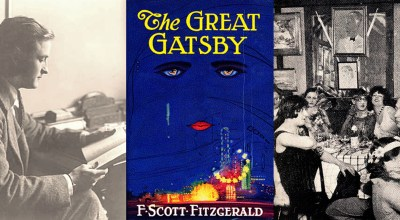 Pages of War: 'The Great Gatsby'
