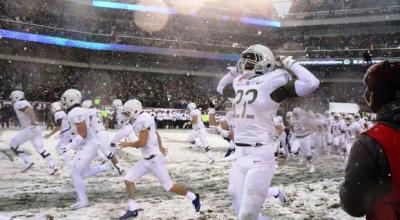 Army – Navy is about much more than a game, tradition, respect