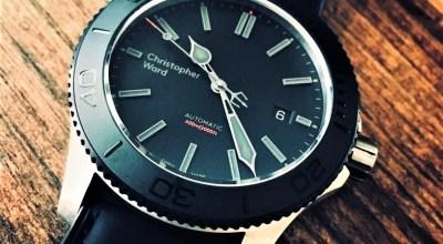Christopher Ward C60 Trident Titanium Pro 600 dive watch review