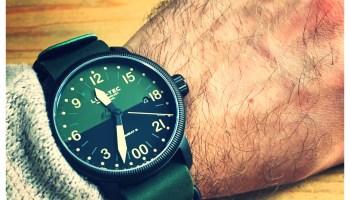 LÜM-TEC Combat B37 24-hour watch review
