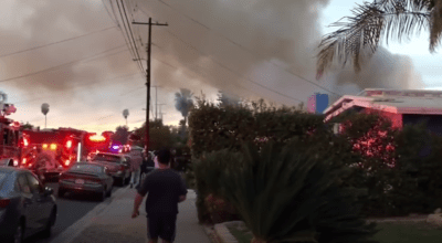 Plane Crashes into House in San Diego Kills Two