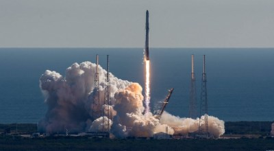 Watch: SpaceX successfully launches first ever used rocket with used capsule to ISS