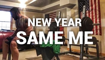 Old Man Fitness: New Year's Resolutions are for chumps (except when they work)