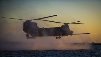 The one time 160th Special Operations Aviation flew during the day, and why