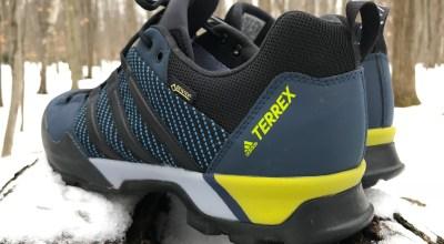 Adidas Terrex Scope GTX: Waterproof climbing shoes