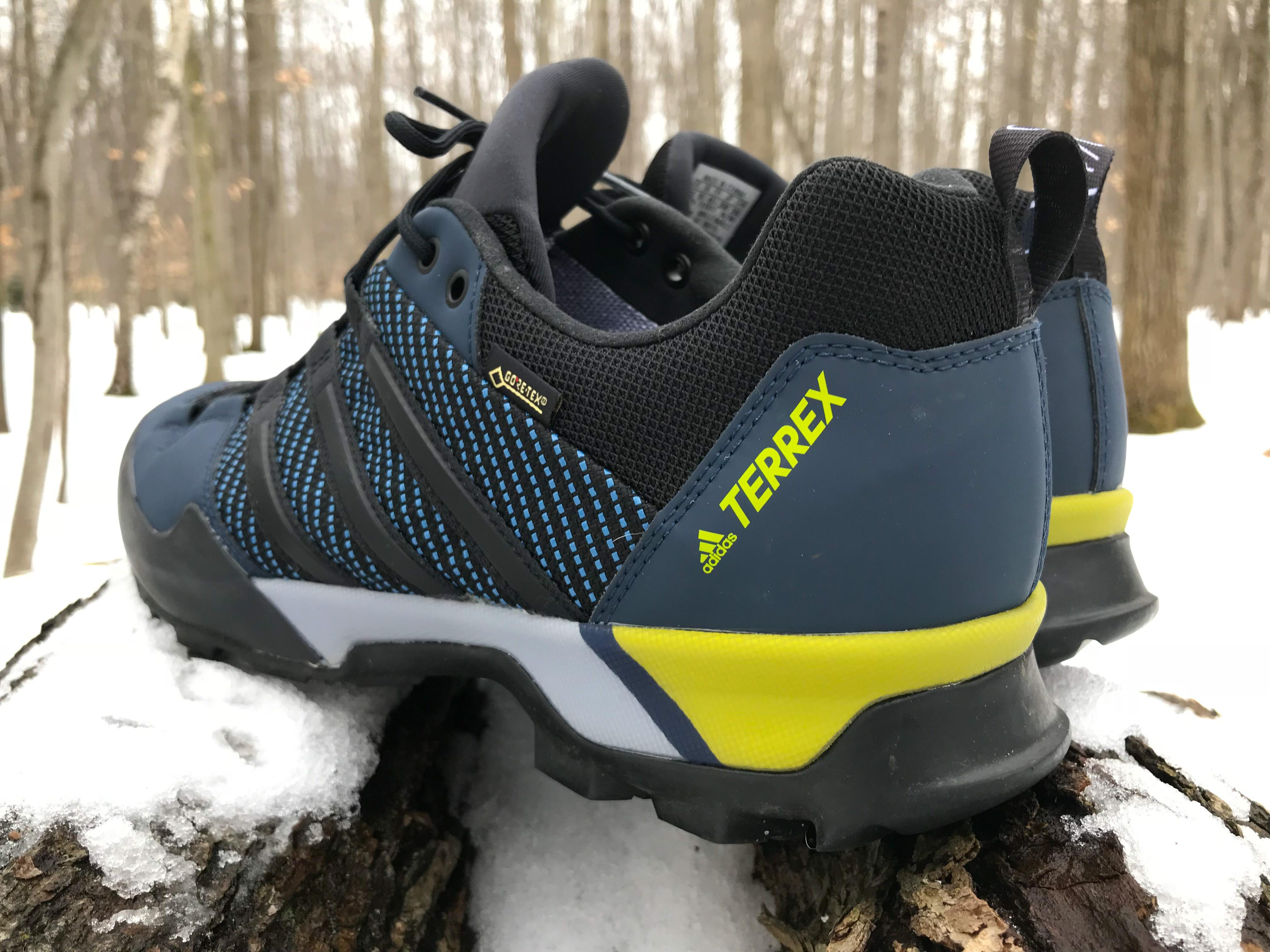 Adidas Terrex Scope GTX: Waterproof climbing shoes   SOFREP